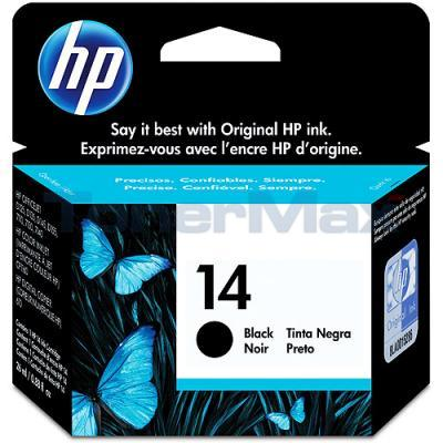 HP NO 14 INKJET BLACK